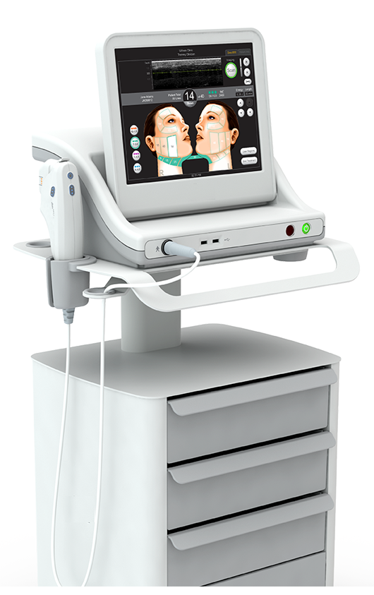 Система для SMAS лифтинга HIFU Cosmo World Face Lift Machine