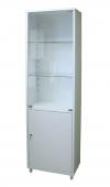 Косметологический шкаф медицинский для документов ШМ 1-2А2