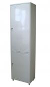 Косметологический шкаф медицинский для медикаментов ШМ 1-2М А1