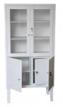 Косметологический шкаф медицинский с сейфом ШМ 2-2ВТ
