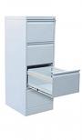 Шкаф картотечный металлический для документов ШК-4