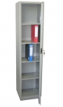 Шкаф архивный бухгалтерский металлический КБ-05