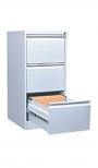 Шкаф картотечный металлический для документов ШК-3
