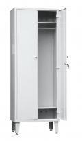 Шкаф медицинский для одежды ОВ ШМ 2-2