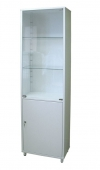 Косметологический шкаф медицинский для документов ШМ 1-2А1