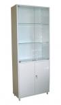 Косметологический шкаф медицинский для документов ШМ 2-2 А2