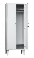 Шкаф медицинский для одежды ОВ ШМ 2-3