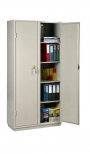 Шкаф архивный бухгалтерский металлический КБ-10