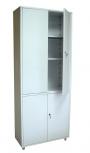 Косметологический шкаф медицинский для медикаментов ШМ 2-2М А1